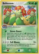 Bellossom 3 (Ex (TCG) Unseen Forces)