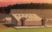 Konoha&#39;s Cemetery