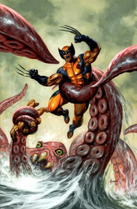 Wolverine Hercules Myths, Monsters & Mutants Vol 1 4 Textless