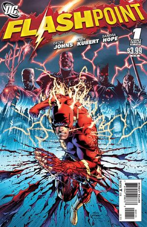 Cover for Flashpoint #1