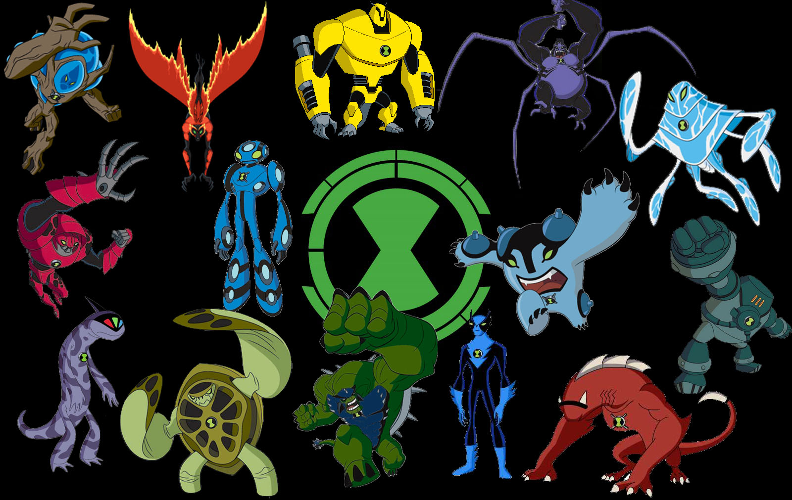 Image - Ben 10 Ultimate Alien wallpaper.jpg • Comunidad Ben 10 Fanon ...