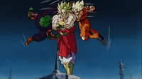 Piccolo&amp;GokuAttackBroly