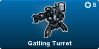 BRINK Gatling Turret icon