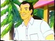 Randolph Johnson as an Animated Character