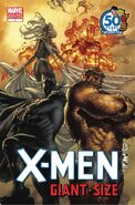 X-Men Giant-Size Vol 1 1 Simone Bianchi Fantastic Four Anniversary Variant