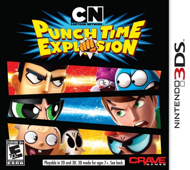 cartoon network 2011. Cartoon-Network-Punch-Time-