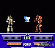 Jetman Game Robo Battle