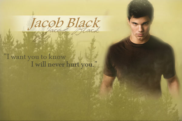 Jacob Black wallpaper for T-JG