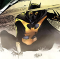 Cassandra Cain Titans Tomorrow