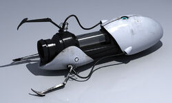 Aperture Science Handheld Portal Device Portal