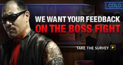 Boss Fight Survey promo