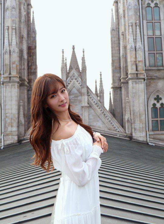 Park Shin Hye: Álbum de Fotos  A4