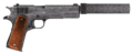 .45 Auto pistol with the silencer modification, including cut content.png