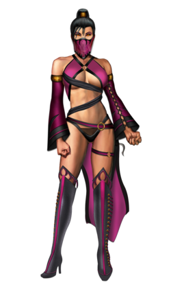 Mileena B