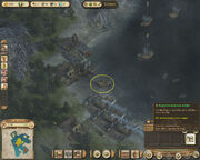 Anno 1404-campaign chapter6 al zahir sending message