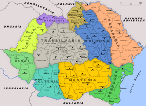 Greater Romania