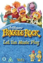 LettheMusicPlayFraggleRockUKDVD
