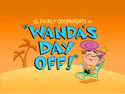 Titlecard-Wandas Day Off