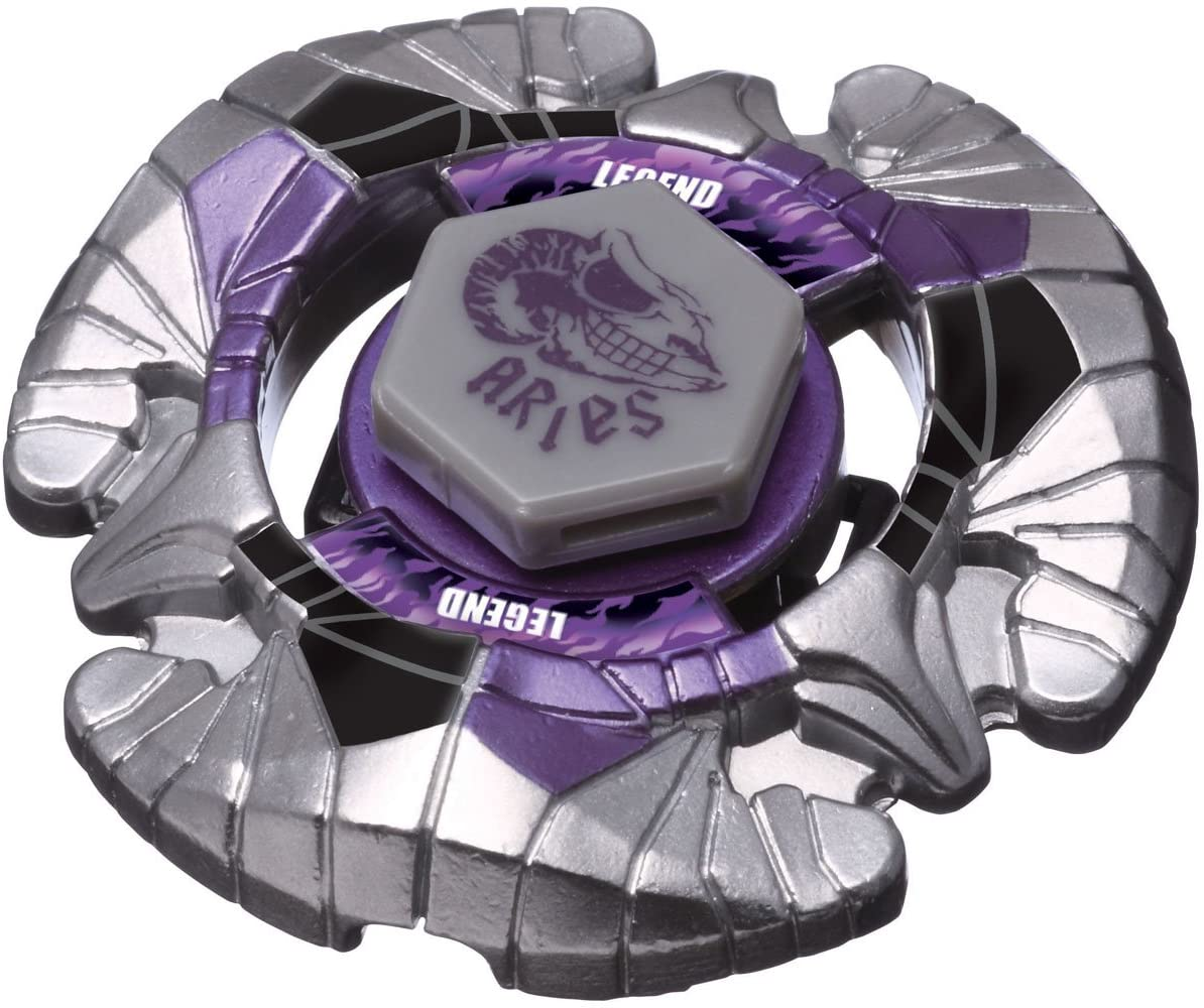 If you could have any five of the original 4-layer Metal Fight Beyblades, which would they be? Aries