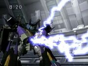 Cyb Megatron forcelightning