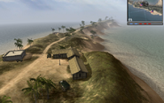 BF1942 WAKE ISLAND SOUTH BASE AMERICAN CONTROL