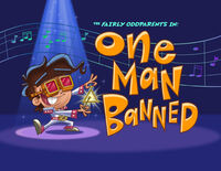 Titlecard-One Man Banned