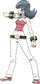 HeartGold SoulSilver Sabrina