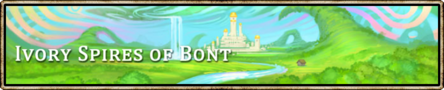 Location banner Ivory Spires of Bont