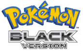 Pokemon Black Logo