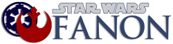 Star Wars Fanon wordmark