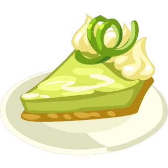 Key Lime Pie - Restaurant City Wiki - Ingredients, Recipes, Awards ...