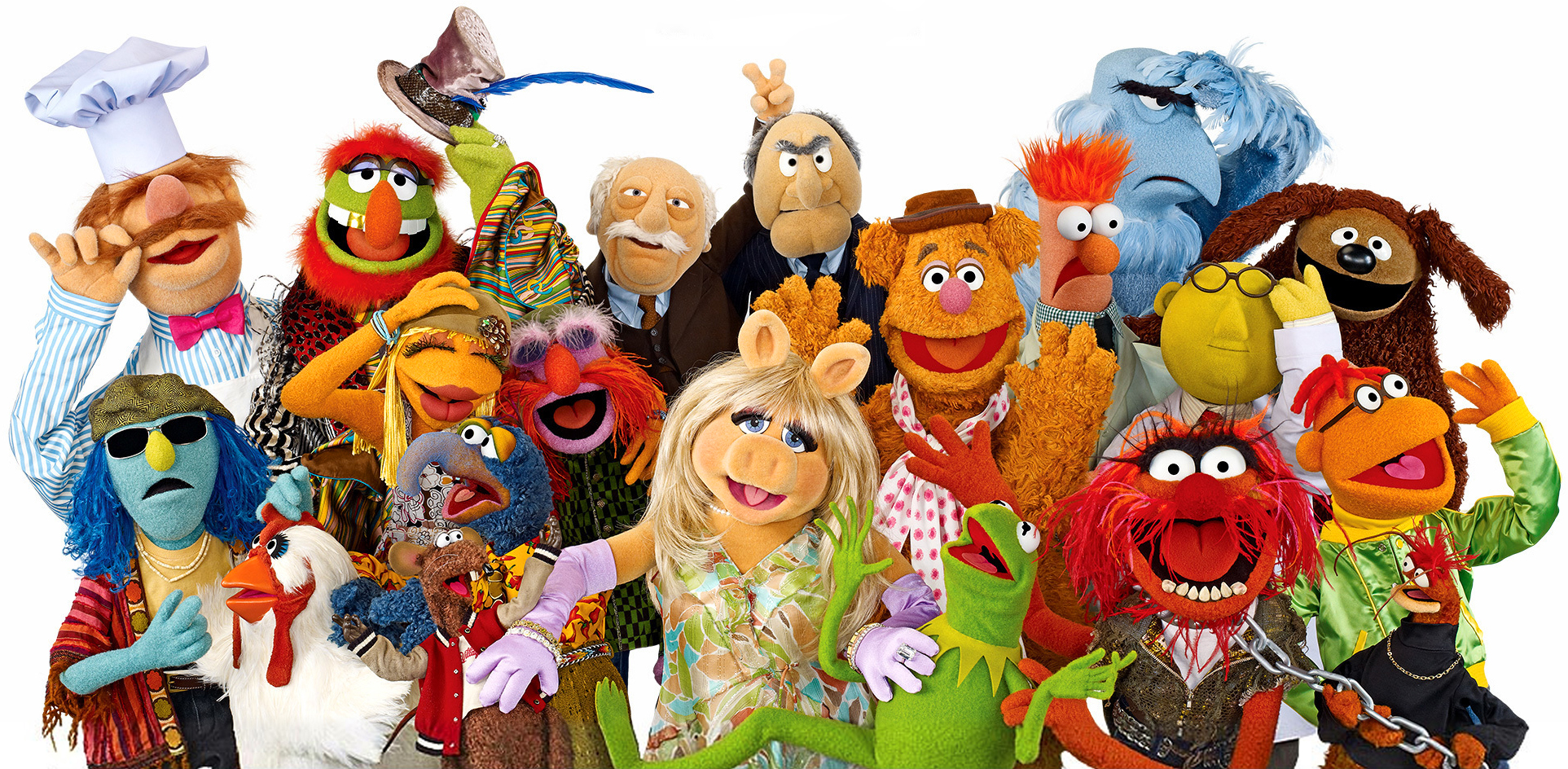 Featured on: THE MUPPETS (disambiguation) , THE MUPPETS productions
