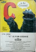 CTW22058CCookie1982Cassette