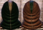 Leather Green Dark Dye