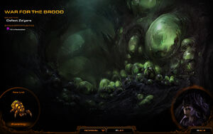 WarForTheBrood SC2 Game1