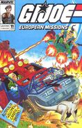 G.I. Joe European Missions Vol 1 11
