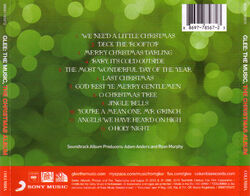 CHRISTMAS ALBUM FRONT BACK