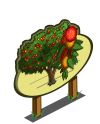 Chinese Strawberry Tree Mastery Sign-icon
