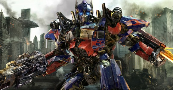 transformers dark of the moon optimus prime with trailer. Optimus Prime - Transformers:
