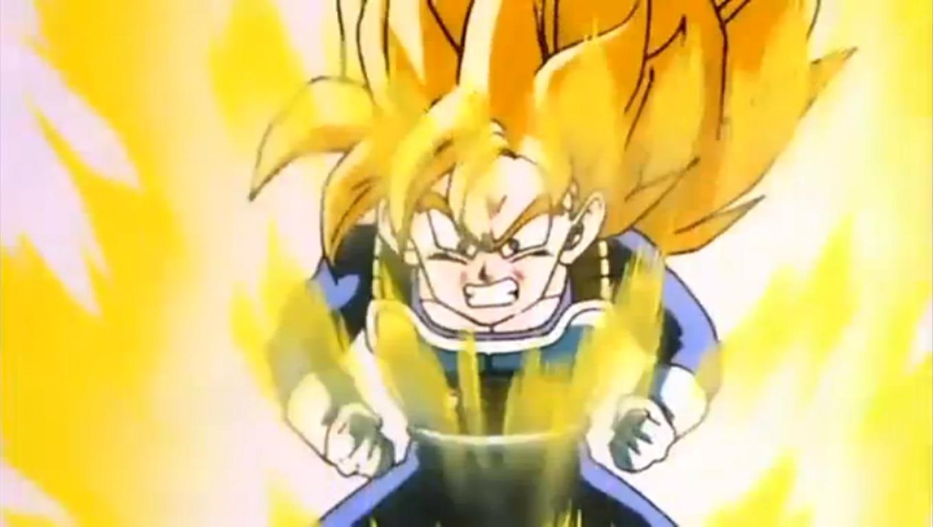 Super saiyan anime rocks wiki fandom powered by wikia 8gohan transforms into a super saiyan altavistaventures Image collections