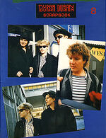 Duran duran scrapbook volume 8 Babylon