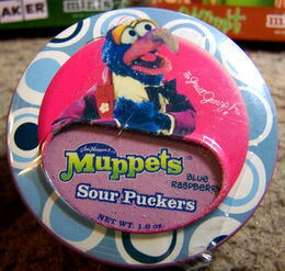 Muppet mints gonzo