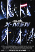 X-Men (film) poster