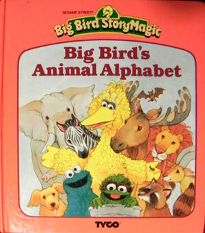 Bigbirdsanimalalphabet
