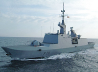 Ionian class frigate