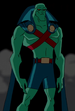 Martian Manhunter The Batman 001