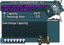 PNG2-550OS Harmonious Fortified Shield happypal