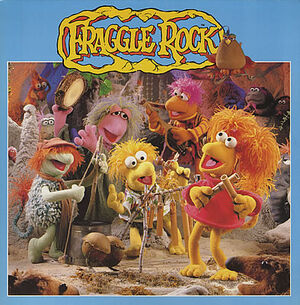 FraggleRockFrenchAlbum