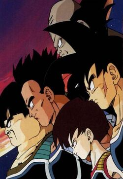 Bardock The Father of Goku TV Special