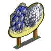 Giant Disco Ball Tree Mastery Sign-icon